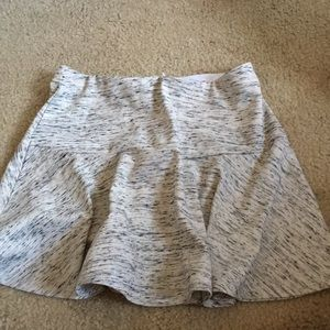 Heathered Grey American Eagle Skirt
